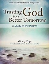 Trusting God for a Better Tomorrow (Softcover Book)