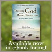 Trusting God for a Better Tomorrow