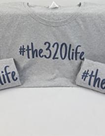 #320life T-shirt