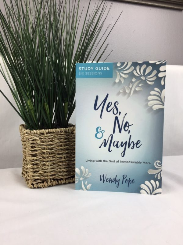 Wendy Pope Yes No Maybe Participant Guide