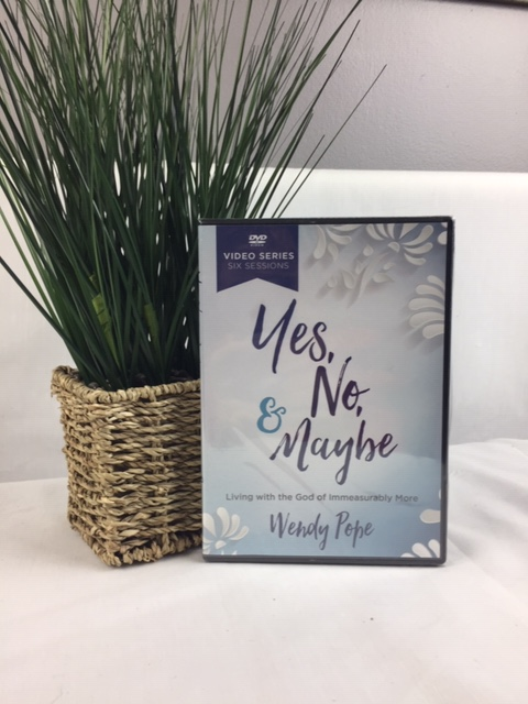 Wendy Pope Yes No Maybe DVD