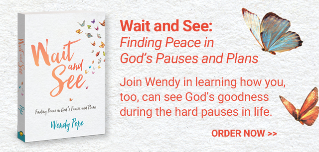 Wendy Pope: Wait and See