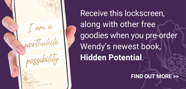 Wendy Pope Hidden Potential Pre-Order Incentives