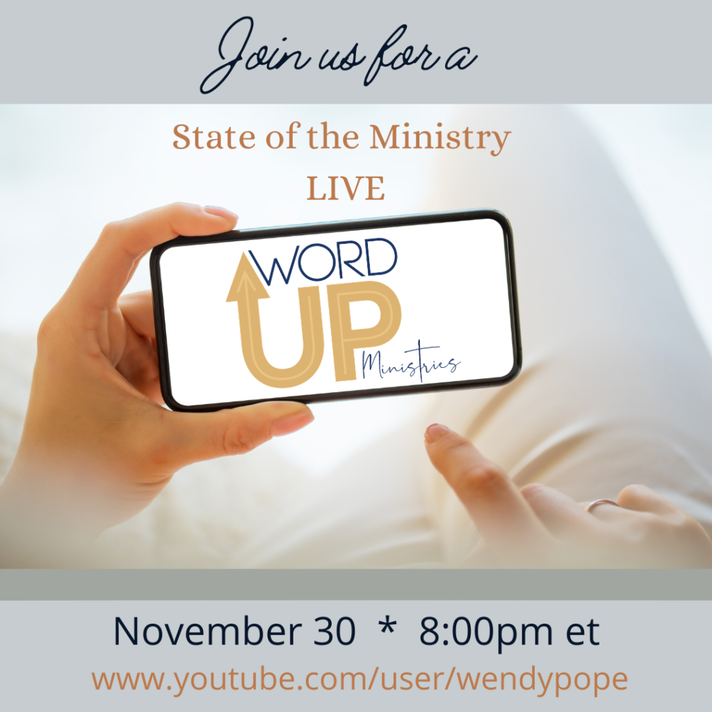 What About Word Up Ministries?