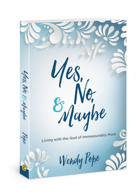 Wendy Pope: Yes, No, and Maybe